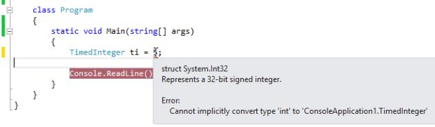 c assign struct literal